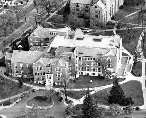 Old MSU Campus photo